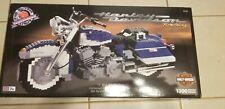 Harley Davidson Road King Mega Bloks Pro Builder #9770