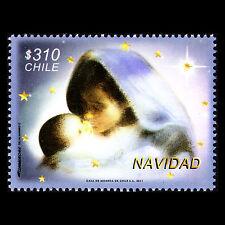 Chile 2011 - Christmas - Sc 1581 MNH