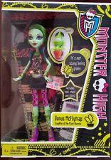 2011 Monster High VENUS McFLYTRAP Doll  w/ Pet Chewlian Original NEW NRFB X3651
