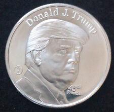 AB1- Receive 1 Oz Silver President Trump Coin Definitely The finest Design