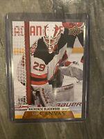 20-21 UD Series 2 Hockey Canvas C171 Mackenzie Blackwood
