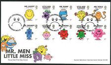 2016 - Mr.Men & Little Miss FDC - Sad Tunbridge Wells Postmark Post Free