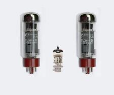 EL34 12AX7/ECC83 Valve kit for JMD50/JMD501/3203/4203 Marshall guitar amplifiers