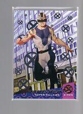2018 Fleer Ultra X-Men #126  Vanisher SILVER FOIL card