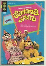 THE BANANA SPLITS #2 (Based on Hanna-Barbera Live Action TV Show) GOLD KEY, 1970
