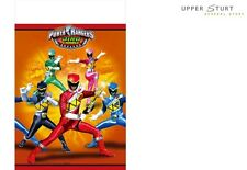 Power Rangers Dino Charge Plastic Tablecover 1 Party Supplies FREE SHIPPING