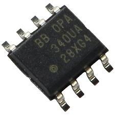 OPA340UA Burr Brown Op-Amplifier 5,5MHz 6V/µs Single Supply OpAmp SO-8 855949