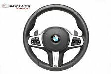 BMW 3er G20 G21 Z4 G29 LENKRAD LEDER STEERING WHEEL LEATHER PADDLES M SPORT
