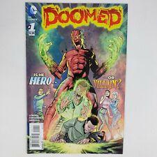 New ListingDoomed #1 Fernandez Variant Dc Comics 2015