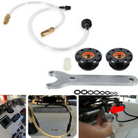 Bleed Kit Filler Kit Fit for Seastar Hydraulic Steering Systems Inboard//Outboard