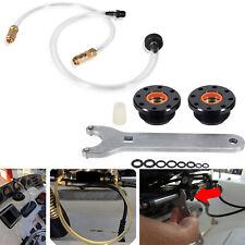Bleed Kit & HS5157 Hydraulic Steering Cylinder Seal Kit For Seastar