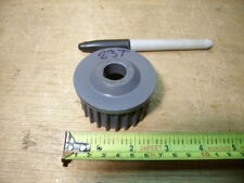 COG TOOTHED BELT SPROCKET  8MM PITCH 23 TEETH 25mm BELT WIDTH