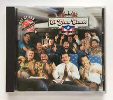 El Gran Combo De Puerto Rico First Class International Salsa CD COMBO 1993