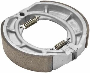 Rear Brake Shoes C/W Springs For  For Suzuki LS 650 P Savage High bar 1998