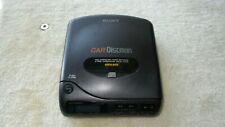 Vintage 1993 Sony Japan Made D-802K Car Discman Cd Walkman Player Tested Works