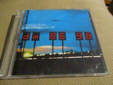 "COFFRET 2 CD ""DEPECHE MODE - THE SINGLES 86 - 98"" best of 21 titres"