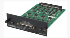 Yamaha MY8-AE 8-Channel AES/EBU Expansion Card 01V96 DM1000 DM2000 02R96 DME