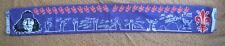 Echarpe de supporter Fiorentina Football scarf Vintage Viola La Linea