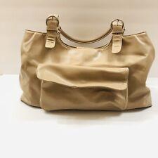 Nine West Tan Brown Beige Women's Hand Bag Purse Shoulder Bag