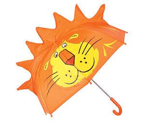 Novelty Childrens Lion Umbrella Umbrella
