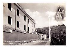 CARTOLINA LAZIO - FROSINONE - SAN GIOVANNI INCARICO 1328 - EDIFICIO SCOLASTIC
