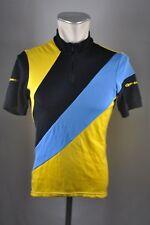 Gonso vintage Radtrikot Gr. M 49 cm cycling jersey Fahrrad Trikot 90er 90s V2