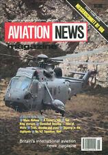 AVIATION NEWS V20 N22 MESSERSCHMITT Bf108 TAIFUN _RCAF MAINTENANCE AIRFRAMES_AAC