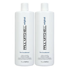 Paul Mitchell The Conditioner Liter 33.8 oz (Pack of 2)