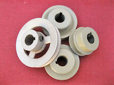 """Industrial Sewing Machine Motor Pulley - 3/4"""" Bore  Number  614"""