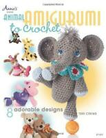 Animal Amigurumi to Crochet (Annie's Crochet) by Teri Crews, NEW Book, FREE & Fa