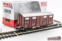 PIKO 58911 - H0 1:87 - Carro Merci chiuso FS modello Gs 83 127 0 313-7 Ep. III