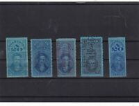 united states cigarette revenue tax stamps ref 12626