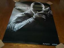 "CALL OF DUTY BLACK OPS II 24"" X 36 FULL SIZE DOUBLE SIDED PROMO POSTER COD NEW"