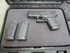 Nanuk 915 Gun Pistol Weapon Case w/Foam Waterproof Case   w/ Pelican Sticker