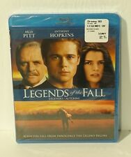 Legends of the Fall (Blu-ray Disc, 2011, Canadian) NEW AUTHENTIC REGION A