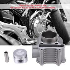 Kit Complet Cylindre Piston Joints 58.5mm Remplacement Pr GY6/125CC/150CC/152QMI