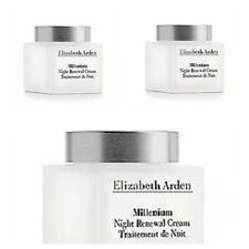 3 PackElizabeth Arden Millenium Night Renewal Cream 3 X 1.7 oz New Unboxed