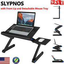 Portable 360° Adjustable Laptop Notebook Table Stand Tray Foldable Computer Desk