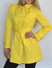 Kenneth Cole Trench Coat Rain Coat Yellow Size 2XL NWT