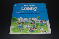 No More Losing~Children's LP~Ron & Marily Berry~1982 Peter Pan~FAST SHIPPING