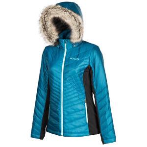 Klim Waverly Jacket Lg Blue Closeout