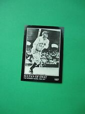 Babe Ruth 1992 Mega Cards #112 LOOK: Win 5+ single cards/weekend, S&H FREE!!!