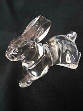Baccarat Crystal Zodiac/Walking Rabbit Figurine