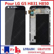 Complet Pour LG G5 H831 H850 LCD Ecran + Vitre Tactile Screen + Cadre Noir