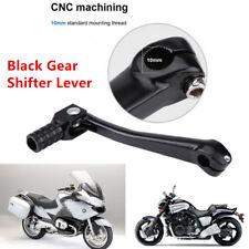 Fantistic Black Gear Shift Shifter Lever CNC Aluminum Universal Motorcycle Bike