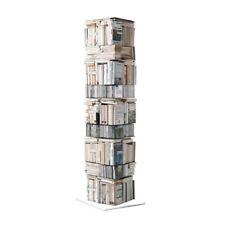 OPINION CIATTI libreria PTOLOMEO PTX4-C BIANCA H 197 cm 295 libri