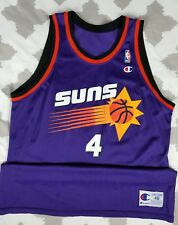 Phoenix Suns Michael Finley Champion Vintage Jersey sz 48 XL Throwback 90s  PHX 278230ad5