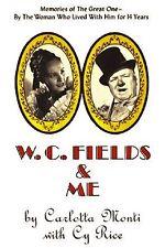 W.C. Fields & Me - HC w/DJ 1st PRINT 1971
