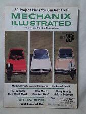 MECHANIX ILLUSTRATED Magazine DECEMBER 1968 the 1969 Boats