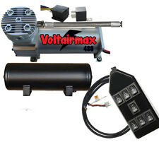 Air Compressor 480 Airbagit 3 Gallon 7-Switchbox relay w/pigtail